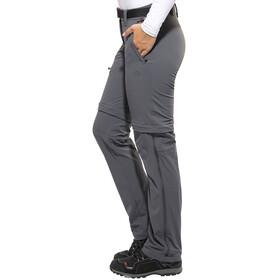 Maier Sports Nata Spodnie długie Kobiety szary